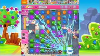 Candy Crush Saga Level 1401 (No Boosters)