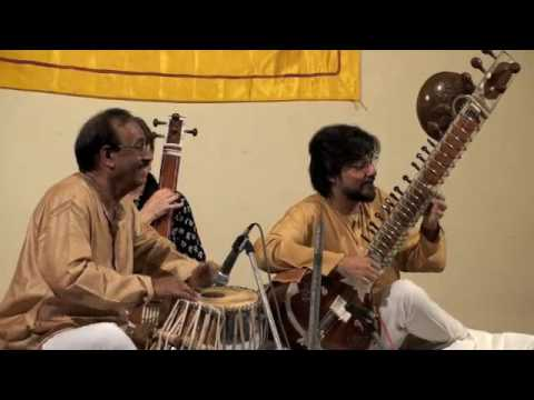 Rag Jhin Jhoti ~ Partha Bose + Shashanka Bakshi