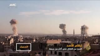 إخفاق نظام الأسد في الاحتفاظ بتدمر