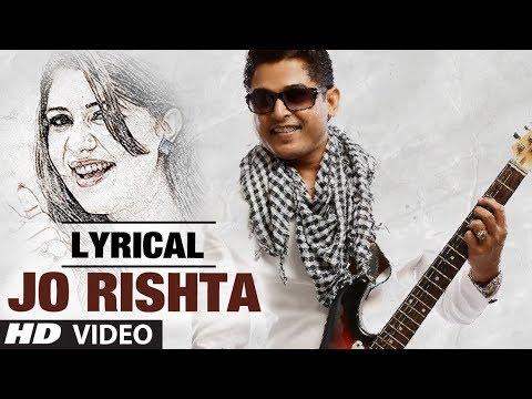 """Jo Rishta"" Feroz Khan Lyrical Song | Chhad Dila | Latest Punjabi Songs 2014"