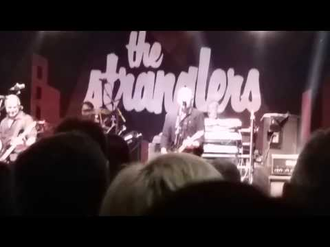 The Stranglers. - Peaches. - Cardiff. - 27/03/2017.