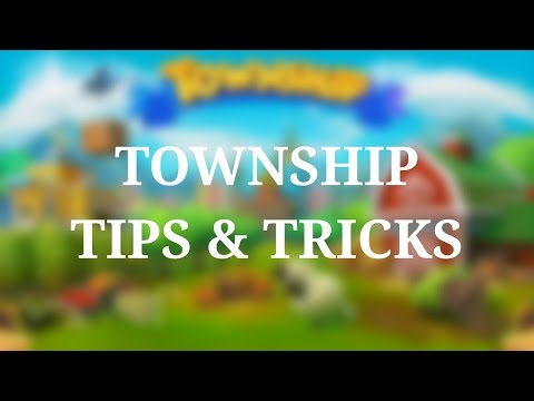 TOWNSHIP Tricks & Tips to level up faster !! Earn Gold faster !! Earn XP faster