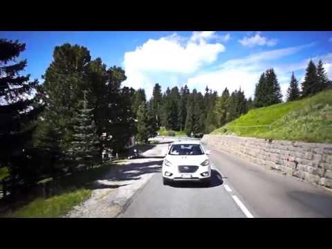 FIERA BOLZANO-MESSE BOZEN feat. Hydrogen Car