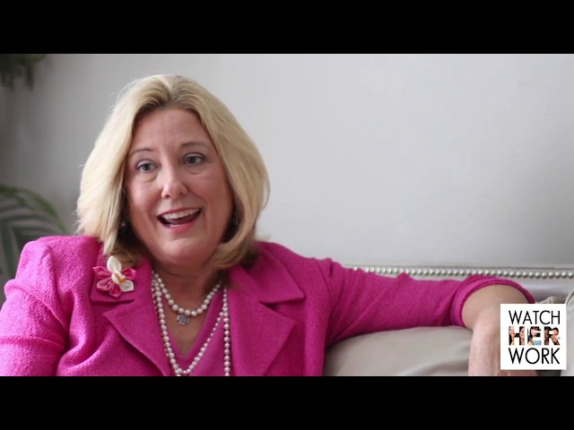 Power: The Importance Of Mentorship, Connie Rankin | WatchHerWorkTV