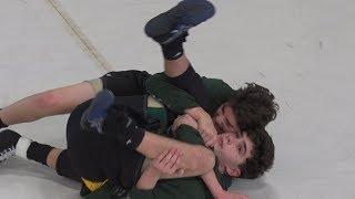 Section XI- Varsity Wrestling- Brentwood Indians vs Longwood High School 01/03/2018