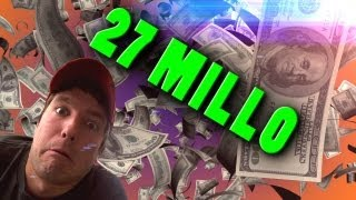 27 MILLION Dollar Heist - Payday 2 Meowing
