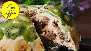 Легкий Фруктовый Торт для Сладкоежек на Правильном Питании Ешь и Худей