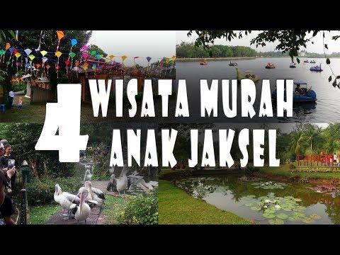 EMPAT 4 DESTINASI WISATA MURAH DI JAKARTA SELATAN