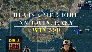 revise med fire and win easy   win 590   day 229 365