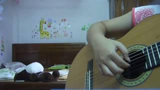 cho tôi xin một vé đi tuổi thơ guitar