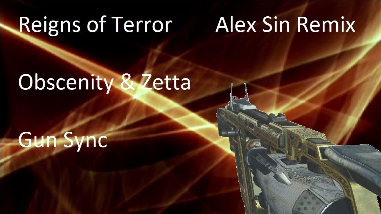 #Overwatch vs Advanced Warfare Gun Sync - Reigns of Terror (Alex Sin Remix) - ft. Cherry