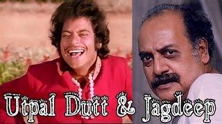 Funny Mimicry on Utpal Dutt And Jagdeep | Abin Sinha