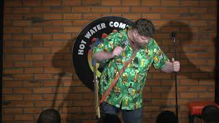 Gavin Pond LIVE at Hot Water Comedy Club