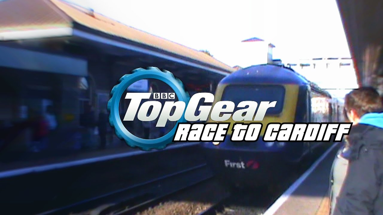 top gear | race to cardiff - youtube