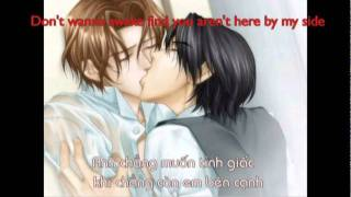 [Engsub+Vietsub] By My Side - Unknown (YaoiLove)