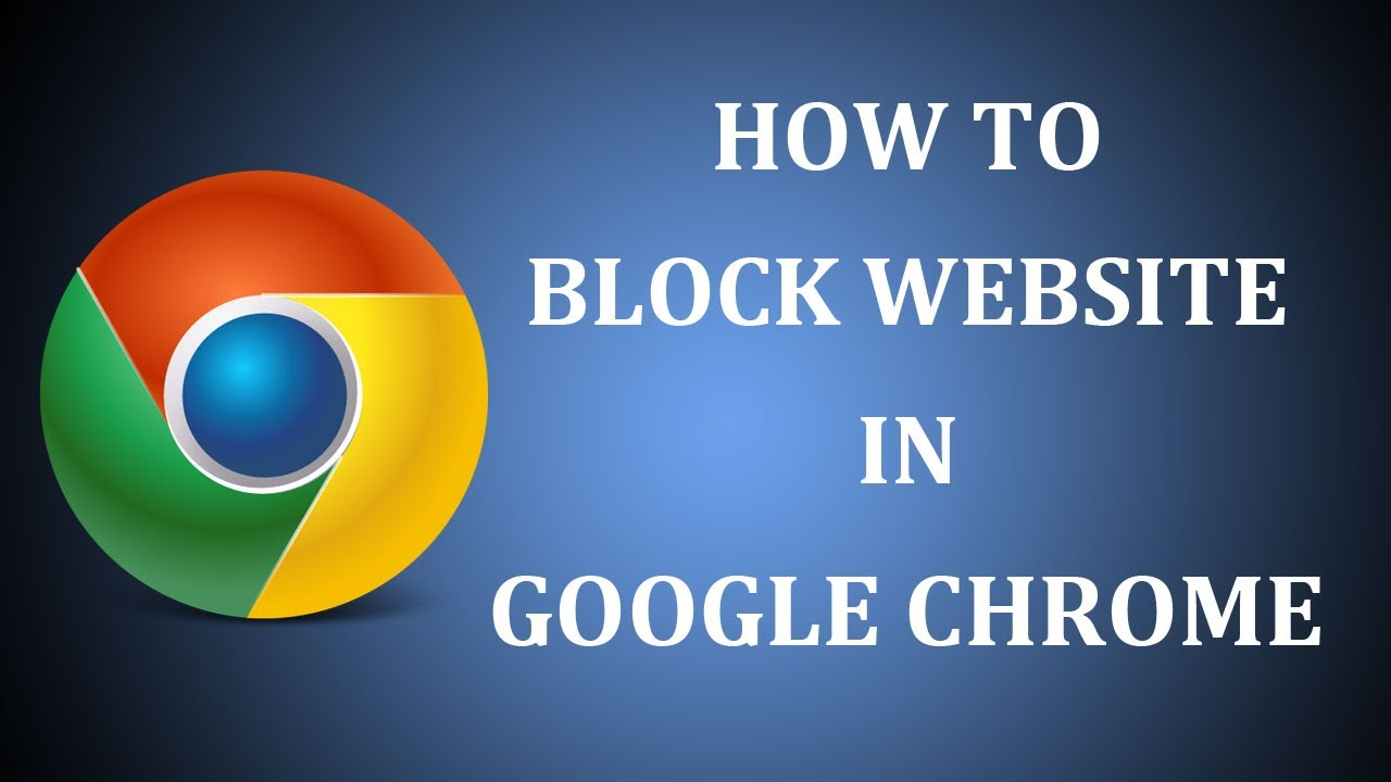 How To Block Websites On Chrome | Ubergizmo
