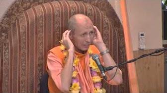 Шримад Бхагаватам 4.7.37 - Бхакти Ананта Кришна Госвами