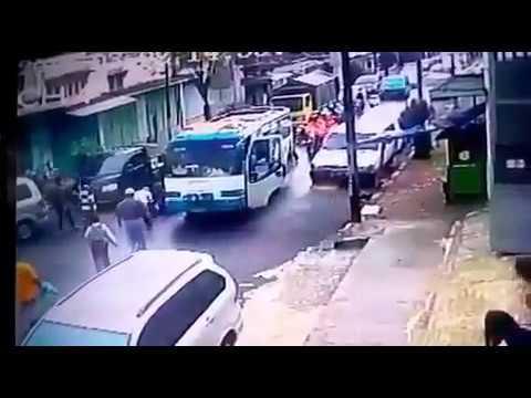 Kecelakaan Maut Pertigaan Janoko Parakan Temanggung