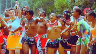 Phantom 4 Drone - Test Video on Zulu Virgins Africa