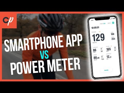 SMARTPHONE APP VS POWER METER: Could This Be The Future?