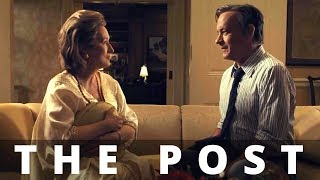 The Post Trailer Spielberg