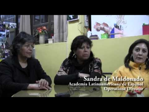 Peruvian Legacy Focus on Education