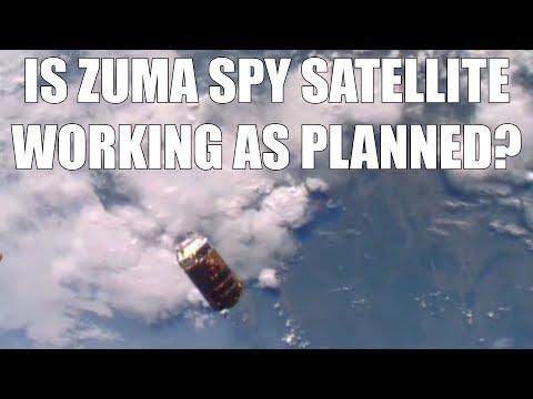 Is Zuma Spy