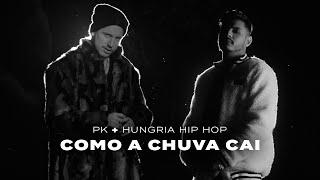 PK e Hungria Hip Hop - Como a Chuva Cai (Clipe Oficial)