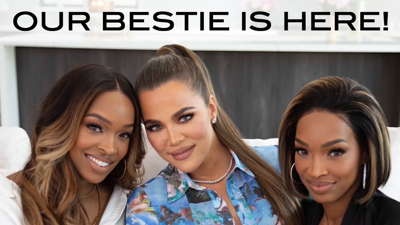 Download Our Best Friend Khloé is Here!