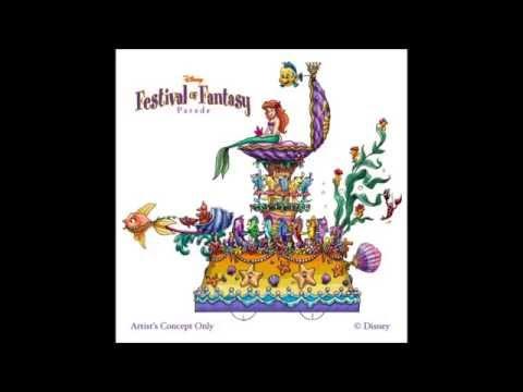 Festival of Fantasy Parade mucic