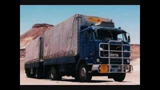 Willy nelson -  On the road again -  Volvo trucks 70/80