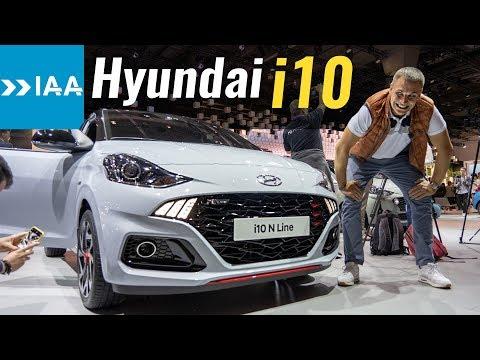 Hyundai i10 3-е поколение Хэтчбек