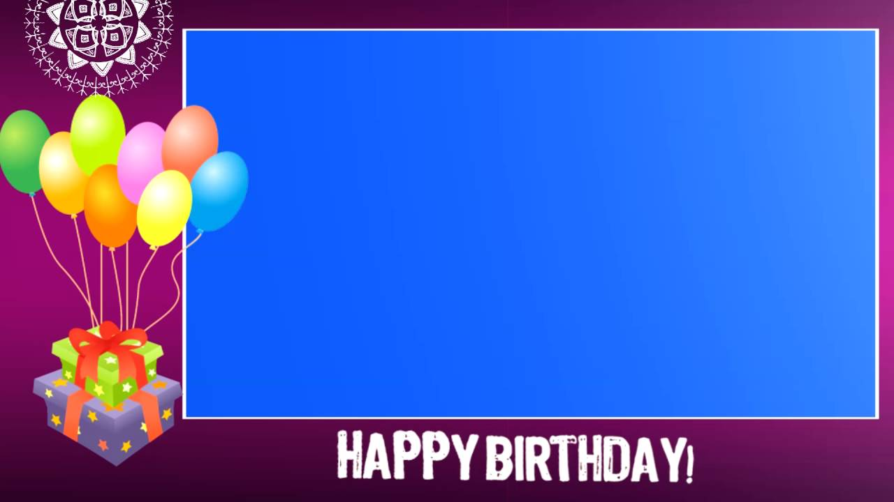Birthday hd backgrounds youtube - Happy birthday wallpaper hd with name ...