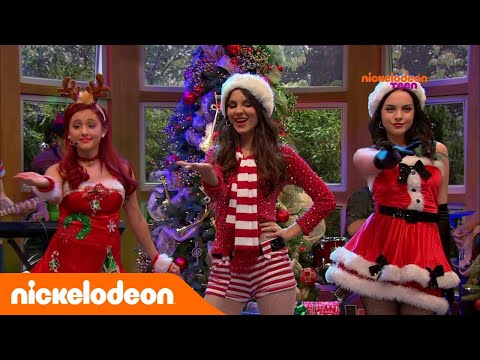 Victorious : It's not Christmas without You | Concours NICKELODEON TEEN Noël | NICKELODEON Teen