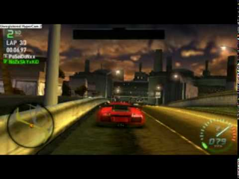 Need For Speed Carbon Own The City For Psp Online Gameplay Youtube