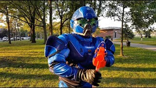 NERF WAR: HALO BLUE
