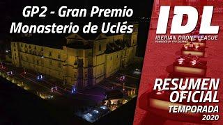 FPV Racing / IDL 2020 GP2 Monasterio Uclés