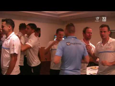 The Moment Sydney FC Win Premiers Plate