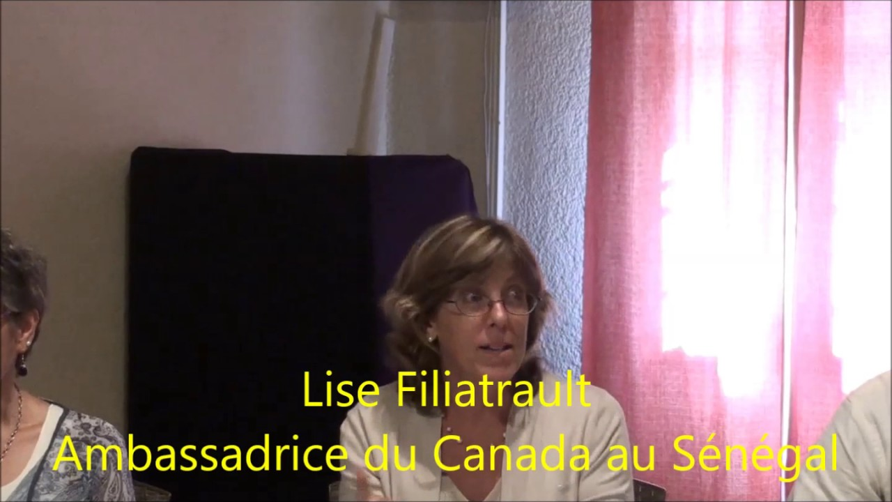 Rencontre francophone canada