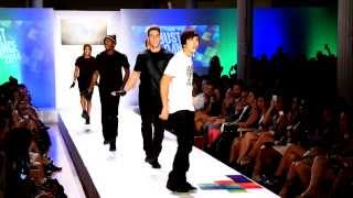 Austin Mahone Performs What About Love Live Fashion Week