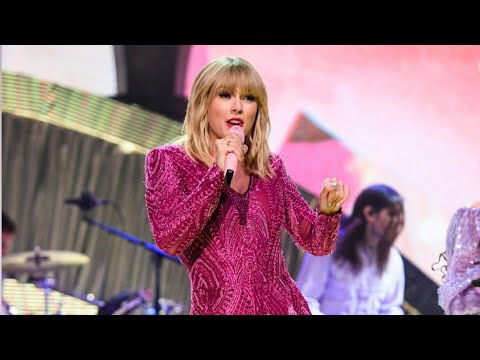 Taylor Swift releases re-recording of hit 2008 Fearless album
