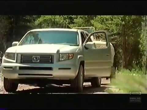 Honda Ridgeline Television Commercial YouTube - 2005 ridgeline