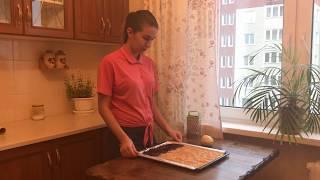 Тертый пирог с вареньем/Печенье/Как приготовить песочное тесто