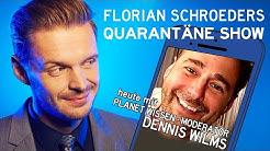Die Quarantäne Show vom 31.03.2020 - Gast: Planet Wissen-Moderator Dennis Wilms