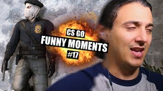 ROAD TO GLOBAL...?!? (CS GO FUNNY MOMENTS #17)
