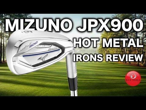 NEW MIZUNO JPX900 HOT METAL IRONS REVIEW