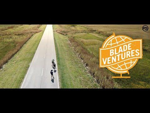 7.000km Inline skating Trip - Blade Ventures - Powerslide Inline Skates
