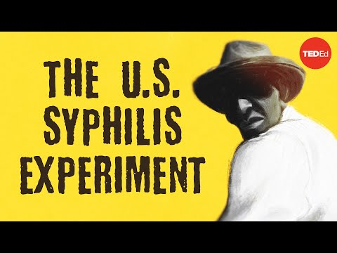 Video image: Ugly History: The U.S. Syphilis Experiment - Susan M. Reverby