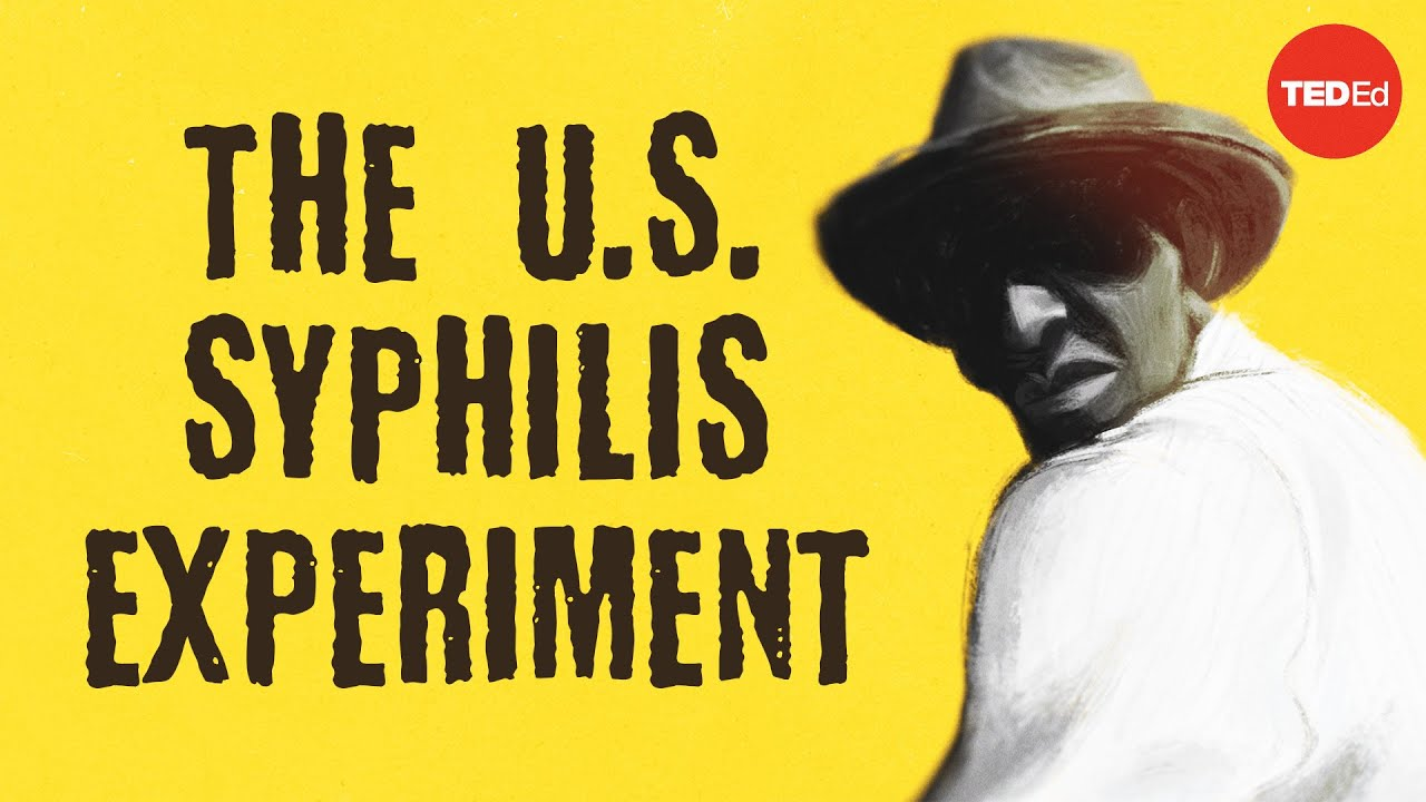 Ugly History: The U.S. Syphilis Experiment - Susan M. Reverby