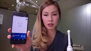 """Oral b genius 9000 review - can a """"smart"""" toothbrush help us brush better?"""